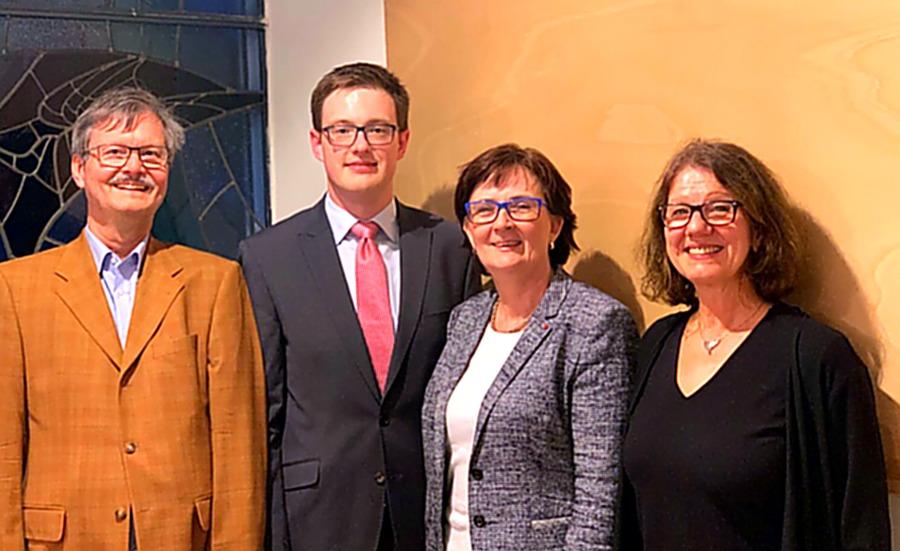 Tobias Krätzig führt weiterhin den SPD-Stadtverband