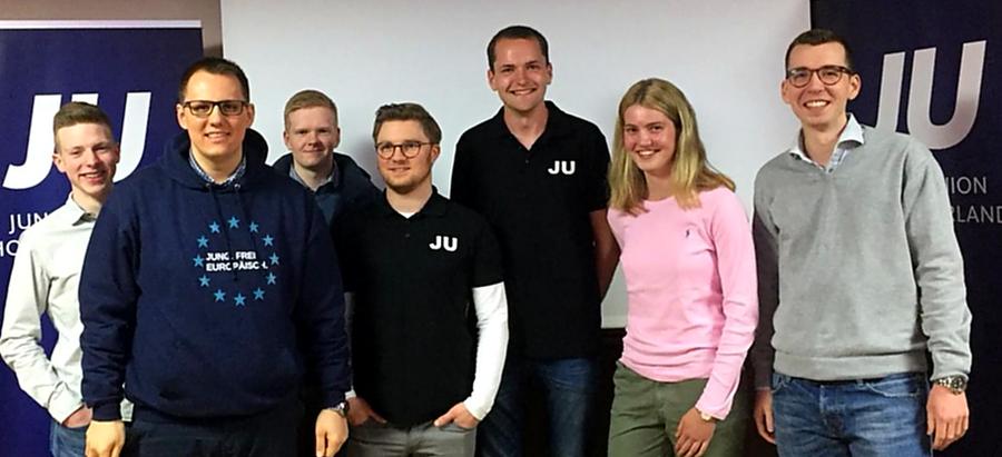Janis Zimmermann führt jetzt die Junge Union Arnsberg