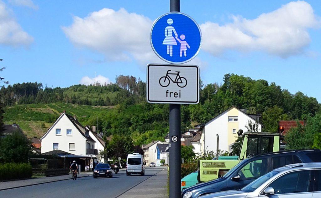 Hachener SPD: Einrichtung einer Fahrradstraße prüfen