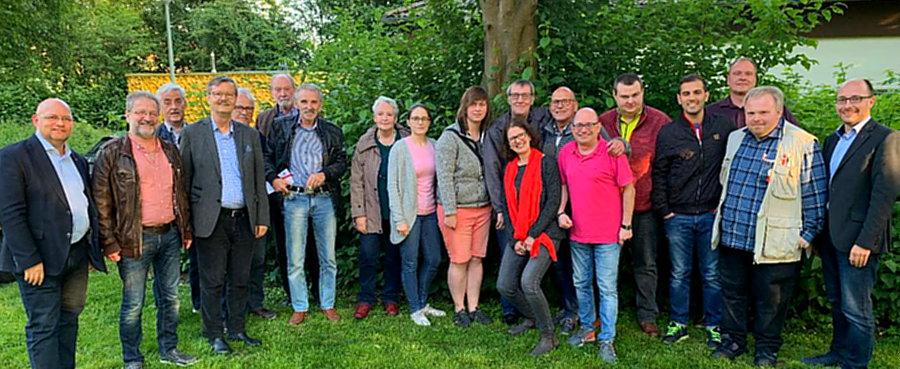 Neuer SPD-Ortsverein Neheim-Hüsten mit Doppelspitze