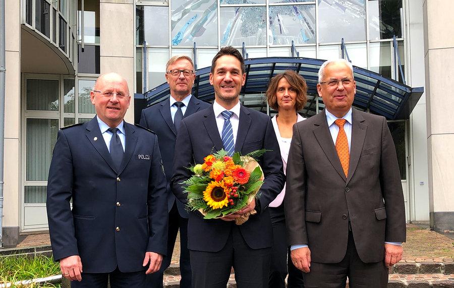 Thomas Vogt ist neuer Direktionsleiter Kriminalität