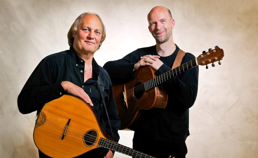 Folkclub präsentiert Peter Kerlin & Jens Kommnick