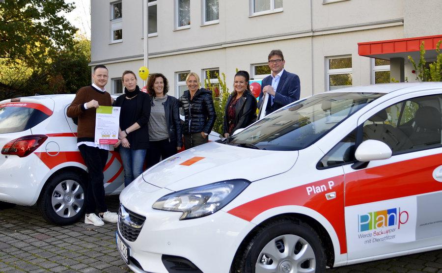 """Mitarbeiterpool """"Plan p"""" sichert Qualität in Caritas-Häusern"""