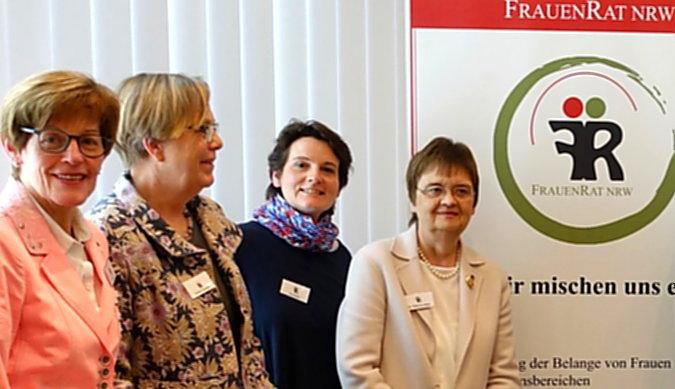 FrauenRat NRW tagt in Dörnholthausen
