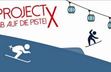 Das Herdringer (Jugend-)ProjektX veranstaltet seine erste Skifreizeit.