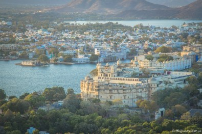 City Palace van Udaipur