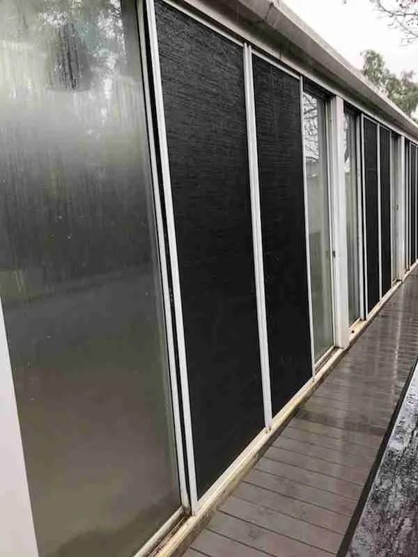 Apartment Sliding Screen Doors 36\