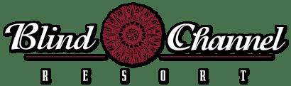 Blind Channel Resort. BC Wilderness Resort Logo