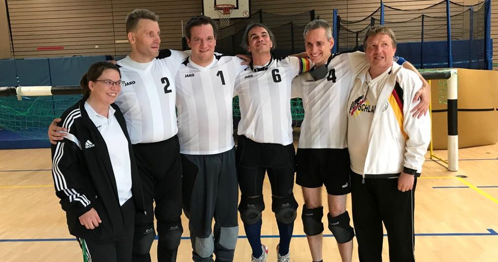 Nationalteam beim Turnier in Berlin 2018
