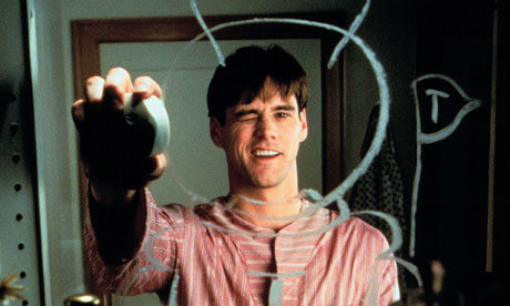 Image result for truman show astronaut  gifs