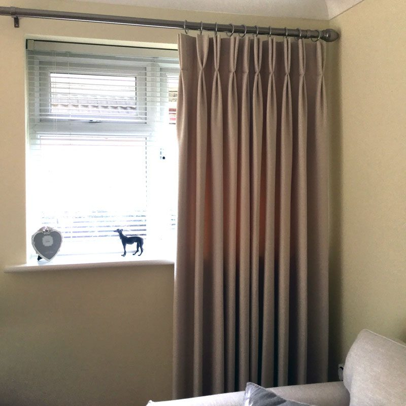 become a professional curtain maker