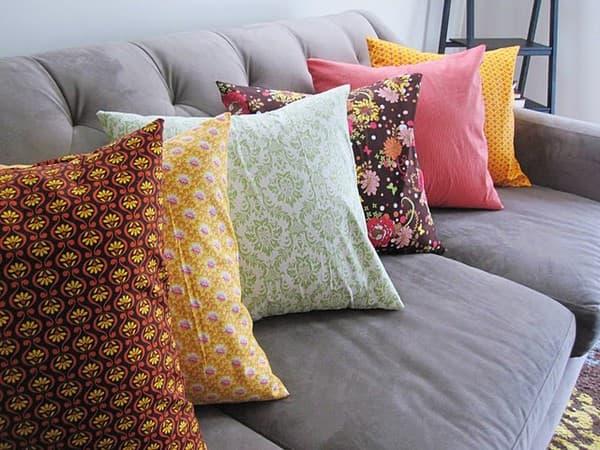 accent throw pillows