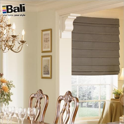 Roman Blinds 101 The Finishing Touch
