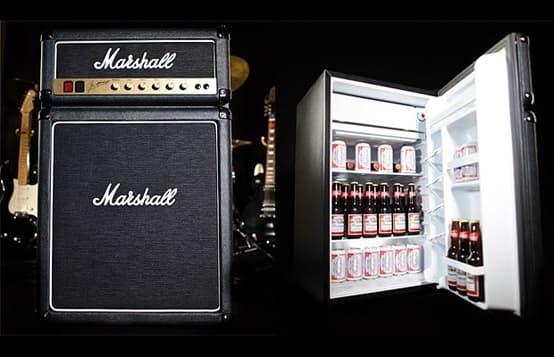 Marshall amp fridge