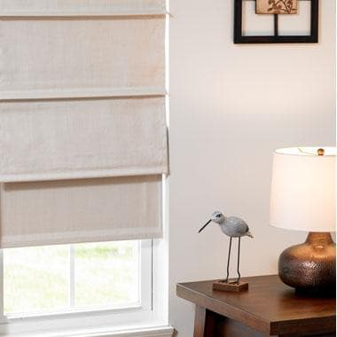 Blinds.com Brand Roman Shades on Sale Now!
