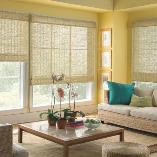 Levolor Natural Woven Wood Shades from Blinds.com