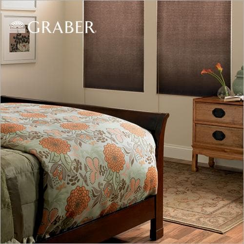 Save 15% on all Graber Cell Shades