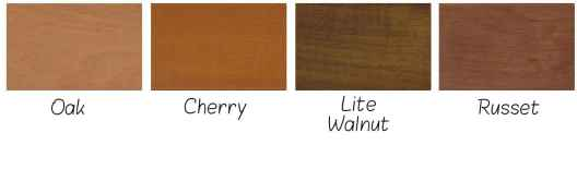 "Blinds.com Brand 2"" Deluxe Wood Blinds Top Colors"