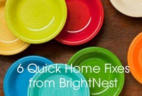 Home Cleaning Tips from BrightNest