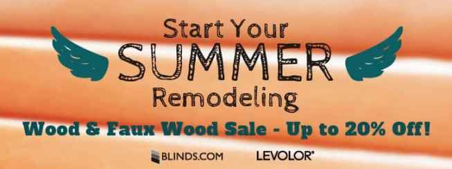Blinds.com May Sale