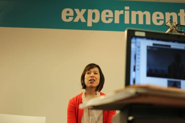 MasterChef Christine Ha Speaks at Blinds.com
