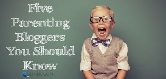 Top 5 Parenting-Bloggers