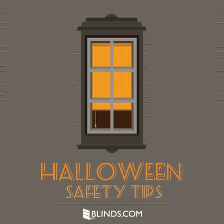 Halloween safety tips from Blinds.com