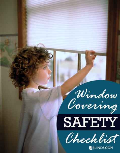 Window Covering Safety Checklist