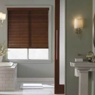 Levolor Visions Faux Wood Blinds