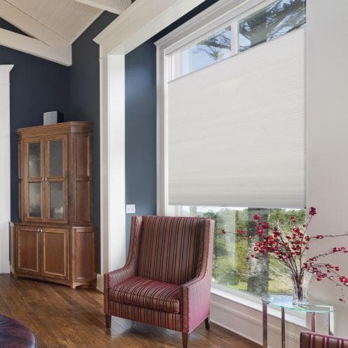 "Blinds.com 3/8"" Double Cell Light Filtering Shades"