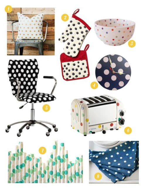 Decorating-With-Polka-Dots