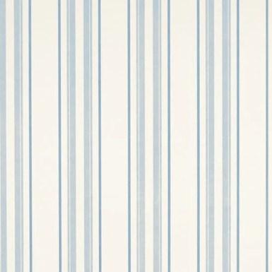 Laura Ashley Hadley Stripe Wallpaper Seaspray