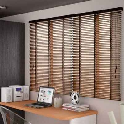 "Laura Ashley 2"" Premium Basswood Blinds"