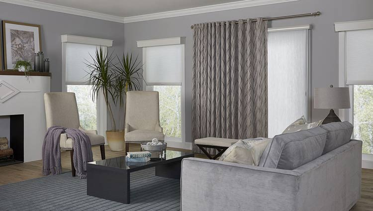 Sliding Glass Door covering & 10 Things You MUST Know When Buying Blinds For Doors - The ...