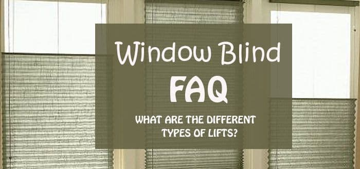 Lift It Baby What Are The Different Window Covering Lift