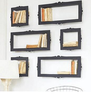 Picture Frame Book Shelf