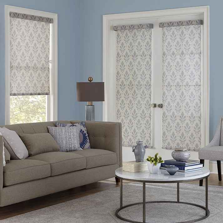 vertical blinds for french doors faux wood shop roller shades for french doors 10 things you must know when buying blinds for the finishing