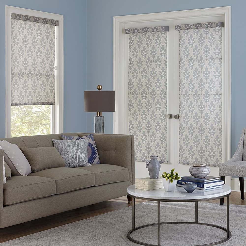Genial Shop Roller Shades For French Doors