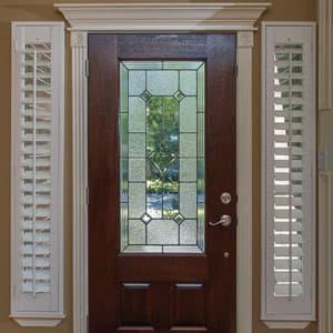 Shutters For Sidelight Windows