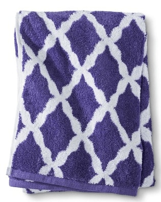 Threshold Botanic Fiber Accent Towels