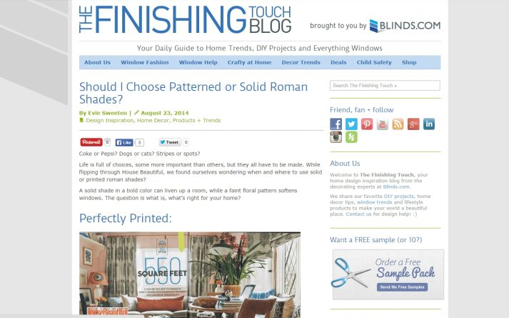 Blog Before