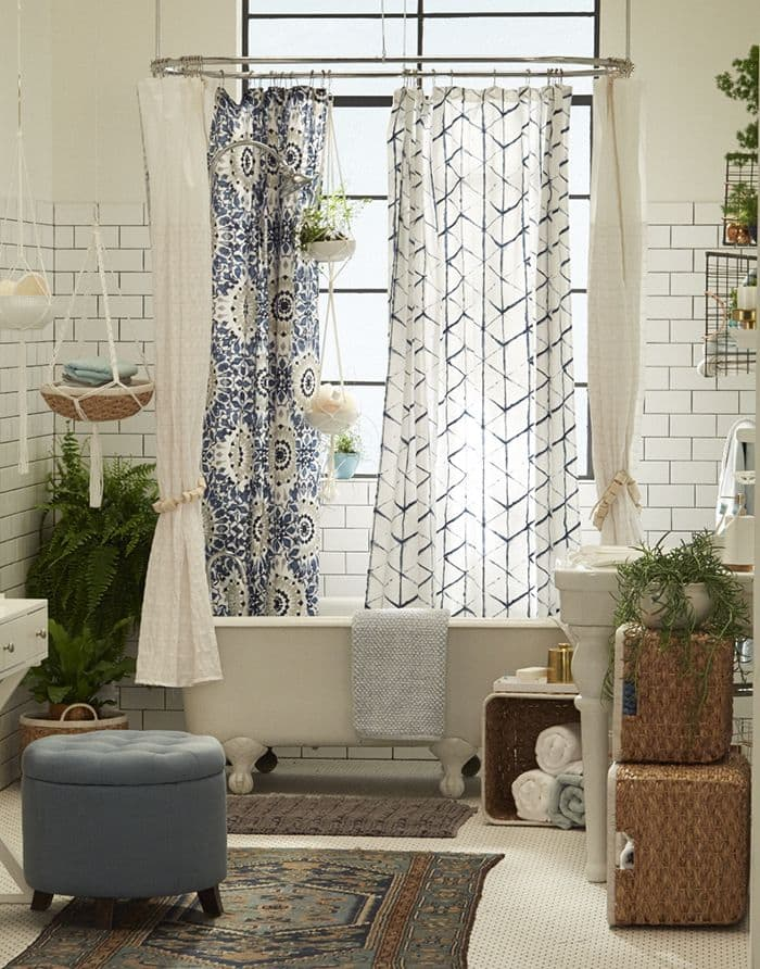 Masterfully Mismatched Curtains The Blinds Com Blog