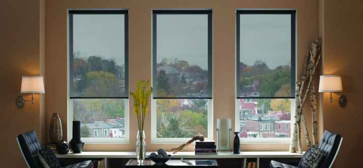 solar shade window tint residential tints can you see through solar shade at night with lights on inside the room one way window shades the finishing touch
