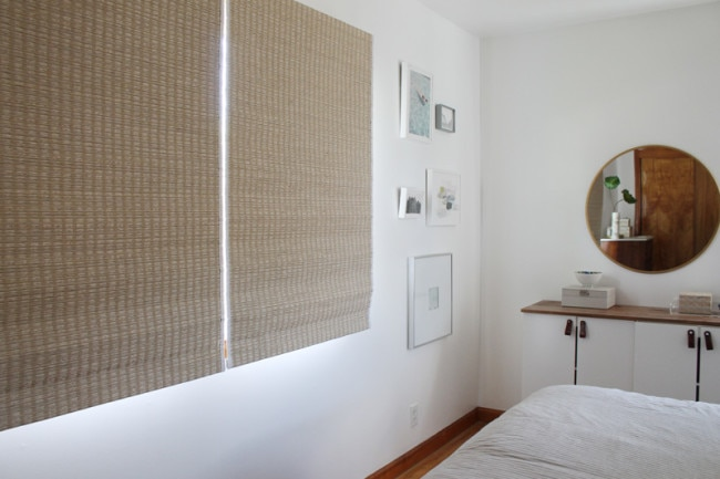 bamboo blinds for bedroom
