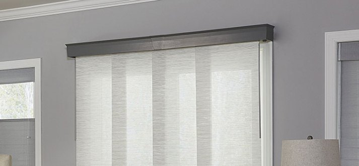 Blinds For Patio Doors The Finishing Touch