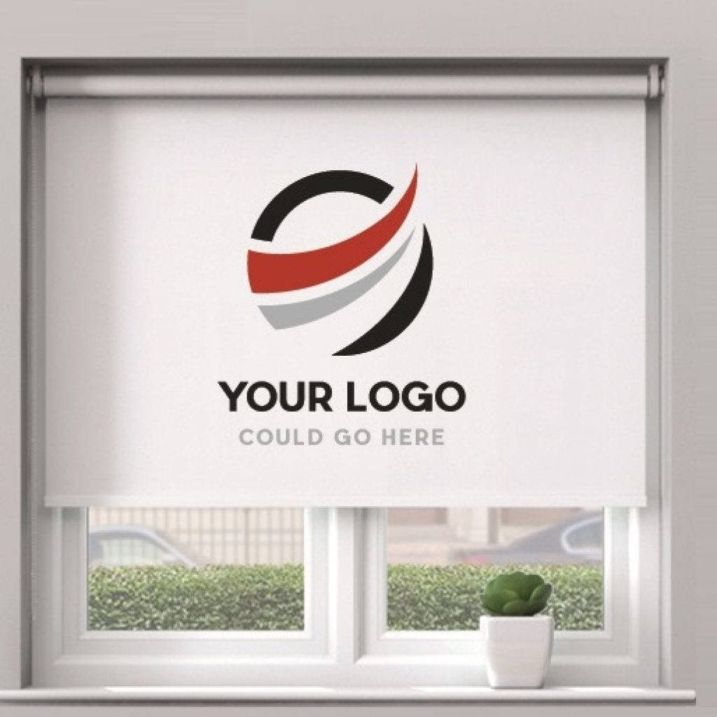 Printed-roller-blinds