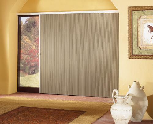 norm 3 4 inch single cellular room darkening vertical patio door