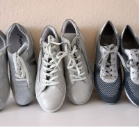 Avena Sneaker - Shades of Grey