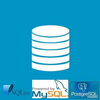 SQLite, MySql and Postgres work with .Net Core