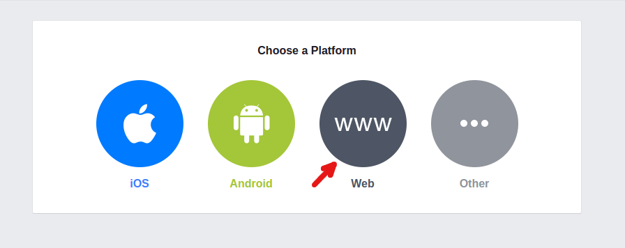 Pick the web